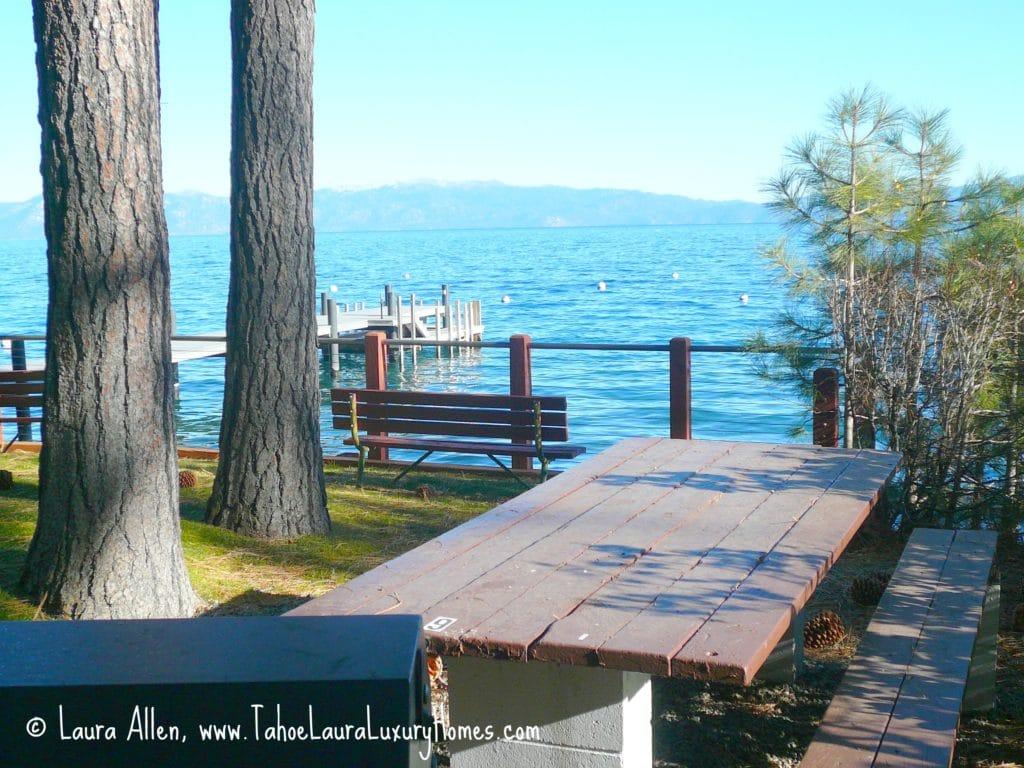 Tahoe Woods Tahoe City West Shoe Lake Tahoe California