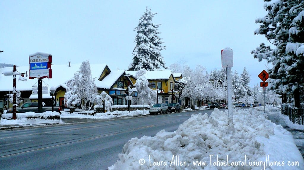 Tahoe City Downtown