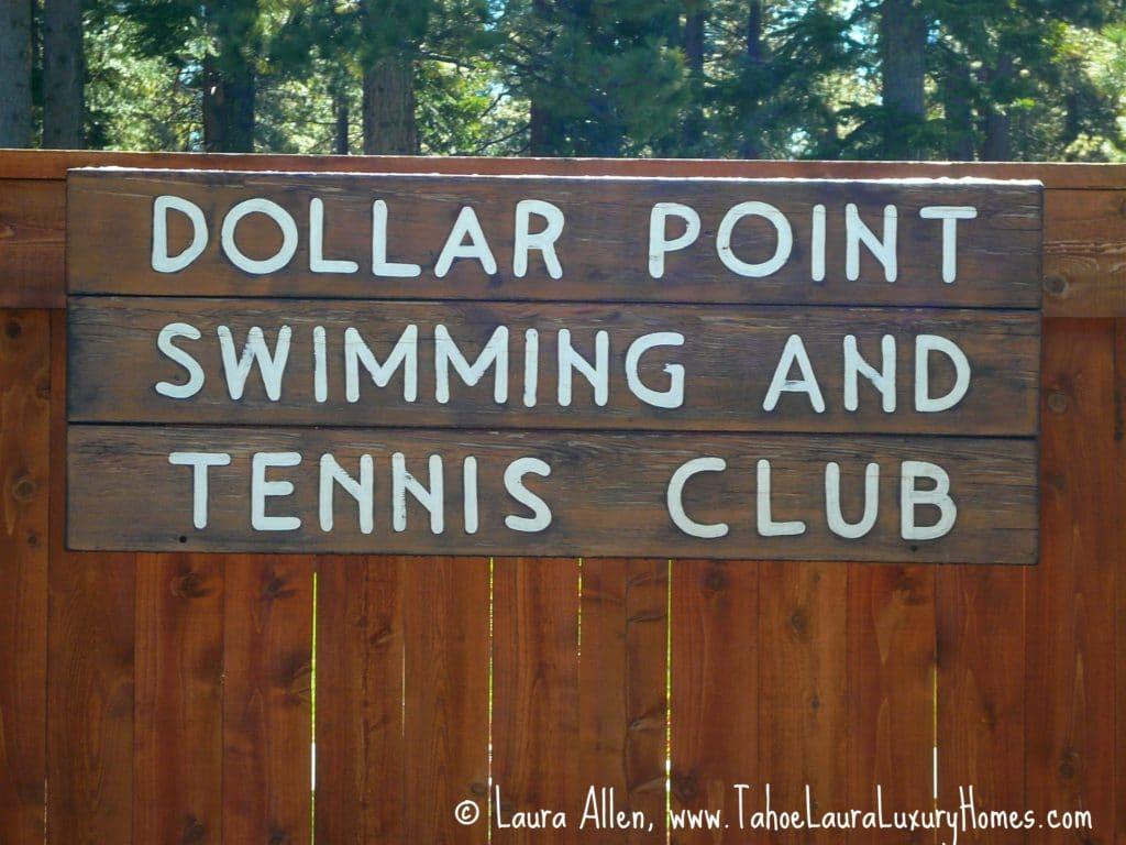 Dollar Point Association Pool Entrance