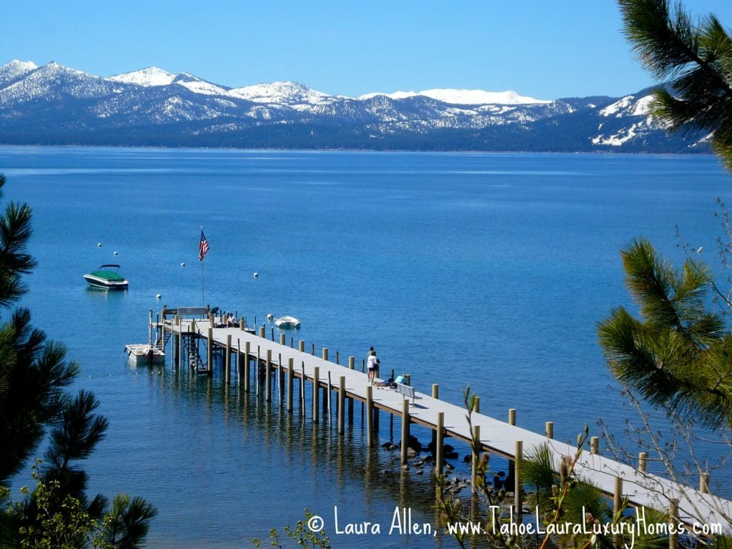 Dollar Point Homes For Sale Tahoe City North Shore