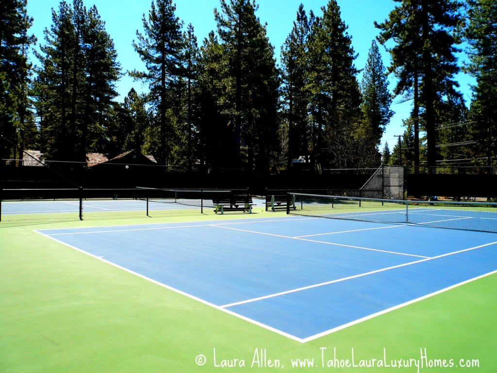 Dollar Point HOA Tennis Courts