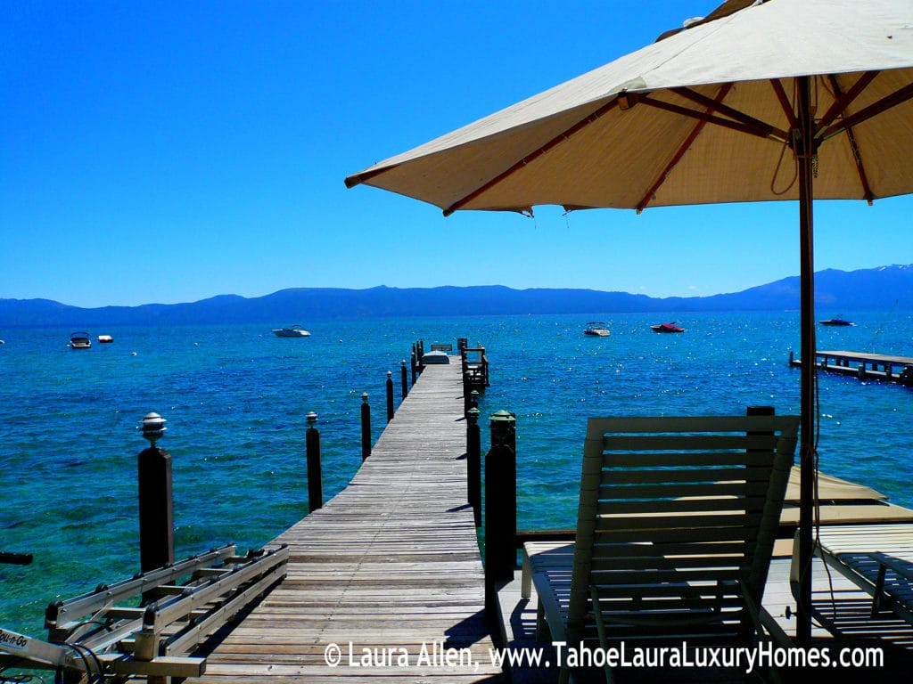 West Lake Tahoe Lakefront