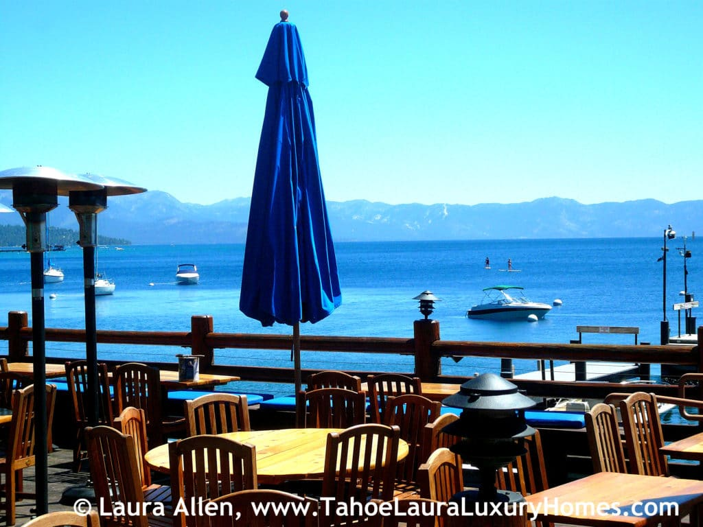 Sunnyside Resort Restaurant And Lodge Tahoe City California