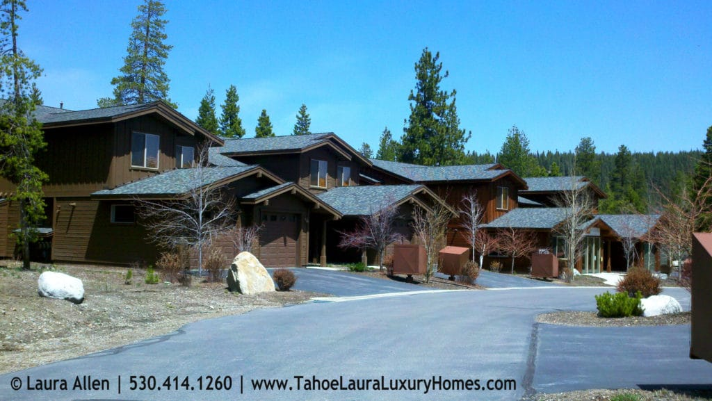 The boulders condos for sale in truckee california for Mountain luxury