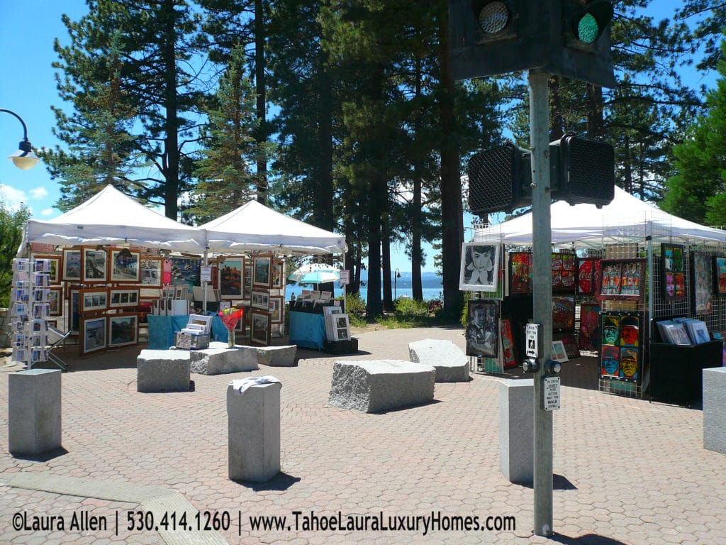 Arts and crafts fair kings beach lake tahoe truckee for Arts and crafts fairs
