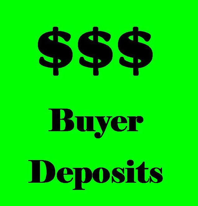Are Tahoe Home Buyers required to make an Increased Deposit?