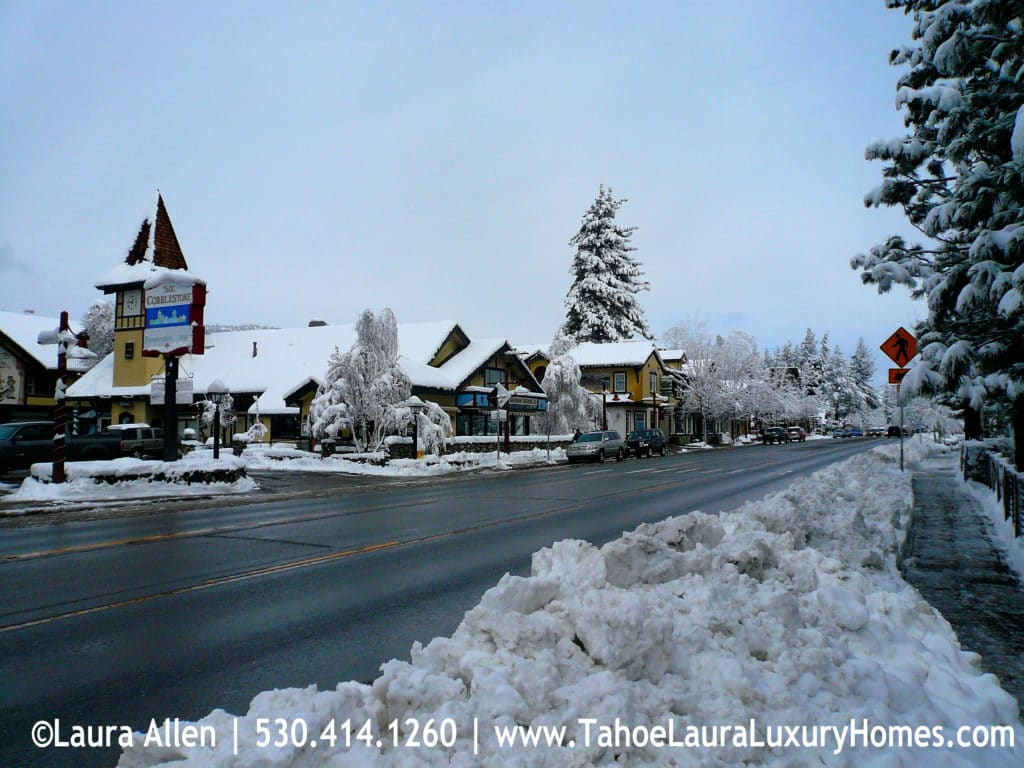 Nearest Gas Stations >> Tahoe City