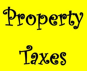 How much will property taxes be on my Tahoe Second Home?