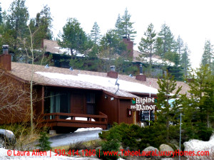 Alpine Manor Condominiums Buildings in Alpine Meadows, CA