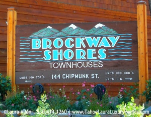 Brockway Shores Condominiums - Townhouses