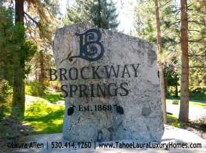 Brockway Springs Condominium Development, Kings Beach, CA