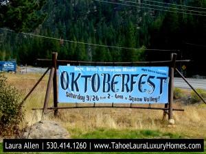 Oktoberfest - Squaw Valley - Saturday, Sept 26, 2015