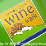 Tahoe City Wine Walk Saturday June 18 2016