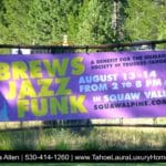 Brews Jazz and Funk Festival – Squaw Valley 2016
