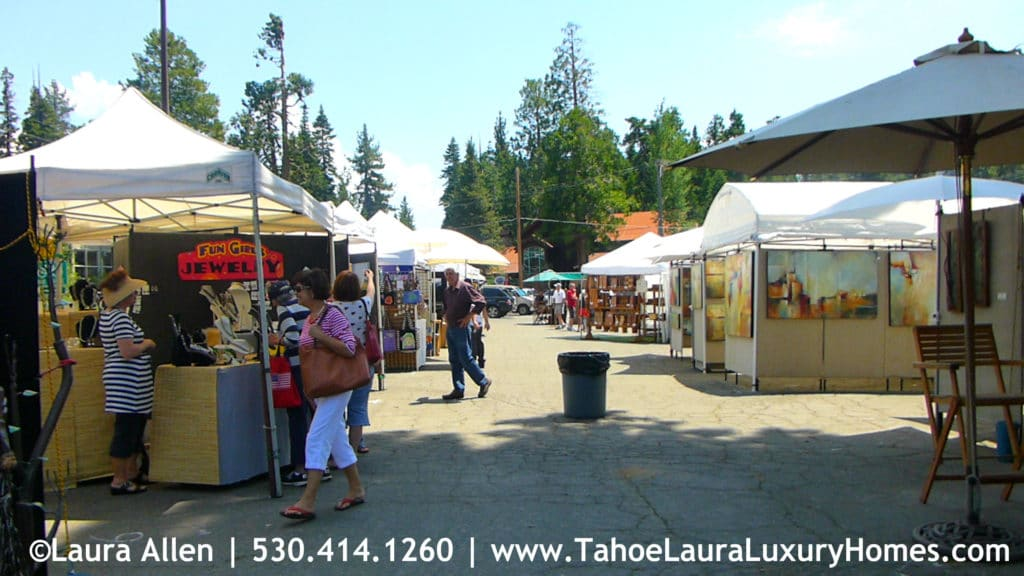 Homewood fine arts crafts fair aug 12 14 2016 lake tahoe for Arts and crafts fairs