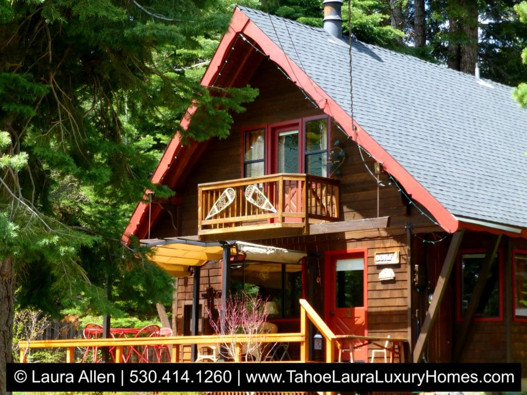 Vacation rental income for north lake tahoe estimates for Cabin rental tahoe