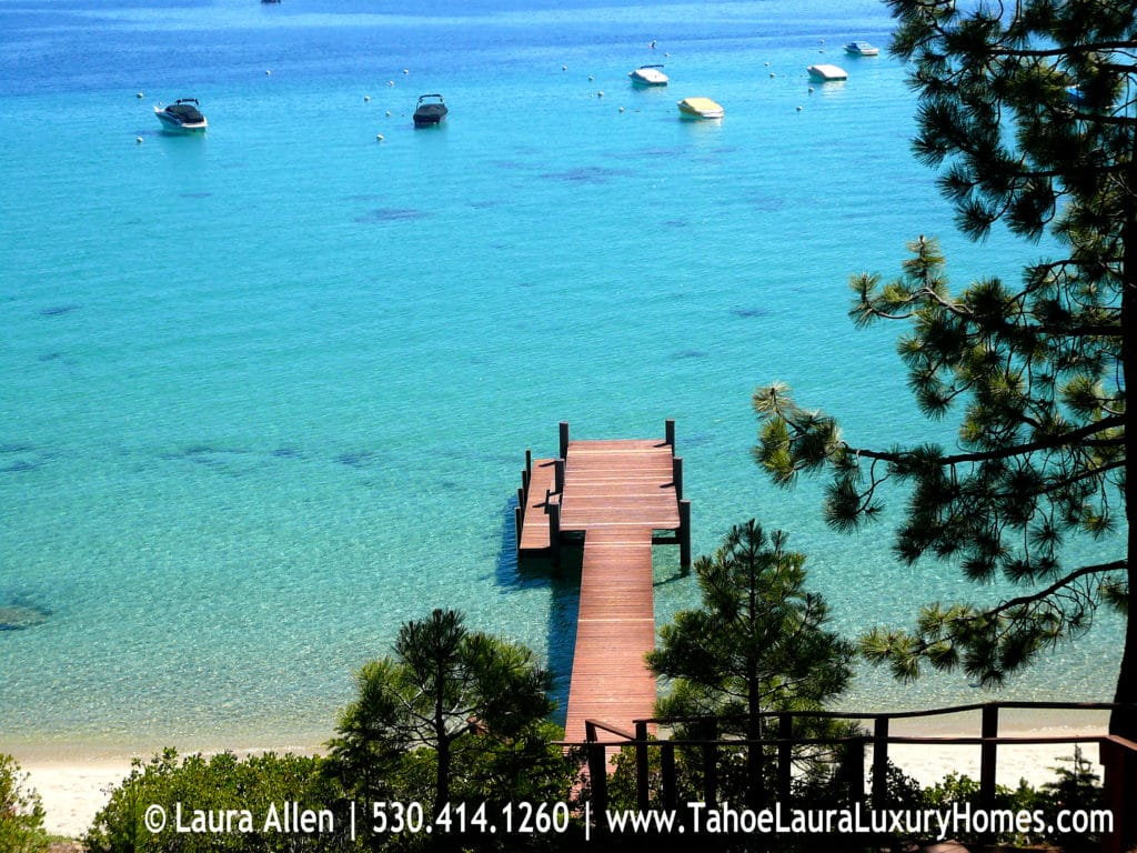Lakefront homes for sale in west lake tahoe lake tahoe for Lake front properties