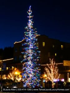 Home for the Holidays Truckee and North Lake Tahoe!
