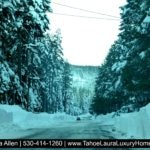 More Snow in North Lake Tahoe – Truckee January 18 2017