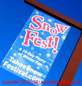 SnowFest 2017 North Lake Tahoe Snow Festival