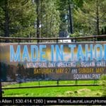 Made in Tahoe Festival – Squaw Valley May 27 – 28  2017