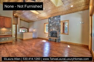 What does it mean Furnishings Negotiable in the Tahoe Market?