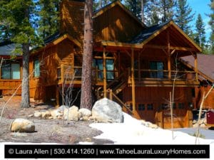 Can I fence in my Tahoe Donner Home?