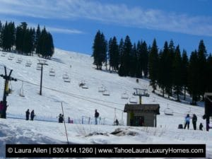 Why Buy a Second Home in Tahoe Donner?