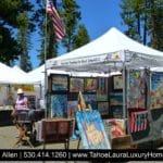 Summer Arts and Crafts Fairs Homewood CA 2017