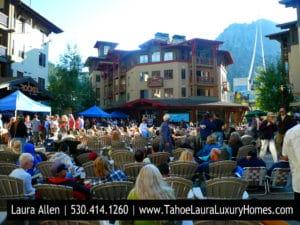 BluesDays Tuesdays Jazz atSquaw Valley 2017
