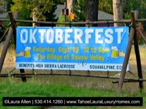 Oktoberfest - Squaw Valley - Sept 23 2017