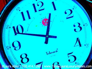Time Change - Fall Back Sunday November 5 2017