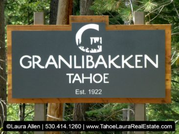 Granlibakken Condominium Development