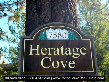 HERATAGE COVE CONDOMINIUM DEVELOPMENT
