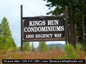 Kings Run Condominium Development