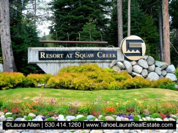 Resort at Squaw Creek Condominium Development