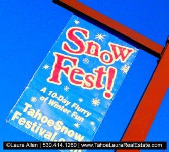 Last Weekend of SnowFest 2018 North Lake Tahoe Snow Festival Fun