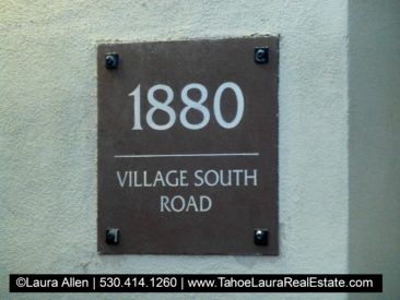 1880 Village South Road Olympic Valley CA 96146
