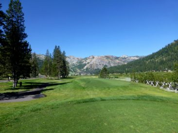 Resort at Squaw Creek Golf Course Fairway