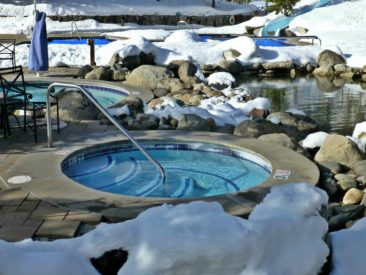 Resort at Squaw Creek In Ground Year Round Spa-Hot Tub