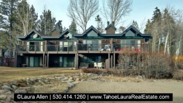 Tahoe Marina Condominium Development