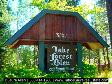 Lake Forest Glen Condominium Development