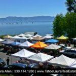 Tahoe City Farmers Market 2018