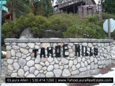 Tahoe Hills Homes for Sale