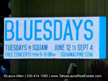 BluesDays Tuesdays Jazz atSquaw Valley 2018