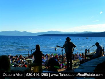 Kings Beach Free Music Concerts - 2018