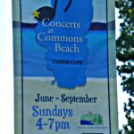 Tahoe City Concerts Commons Beach – 2018