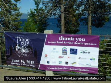 Tahoe City Food and Wine Classic 2018