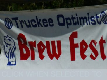 Annual Truckee Brew Fest Sat June 9 2018