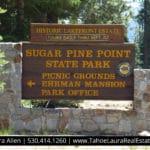 Big Bluegrass Concert at Sugar Pine Point State Park Tahoma Friday 27 2018